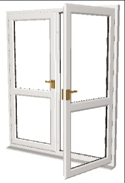 Pvc residential doors pvc french doors in bristol doors for Upvc french doors bristol